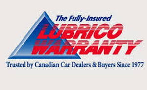 lubrico warranty